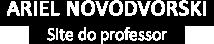 Site do Prof. Dr. Ariel Novodvorski